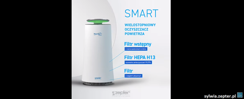Nowości - Therapy Air Smart - Myion Zepter