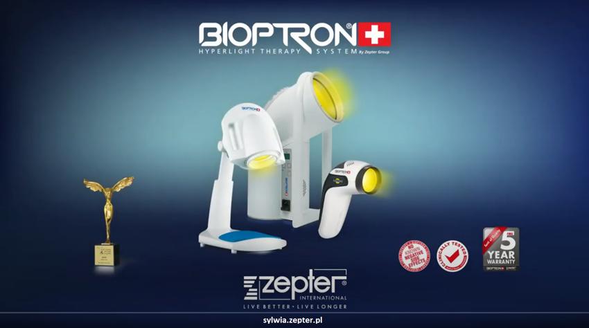Terapia światłem Bioptron w walce z objawami przesilenia wiosennego.